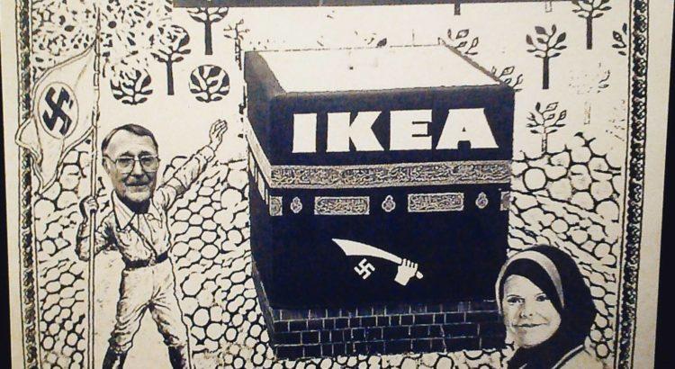 Dan Park Ingvar Kamprad Ikea