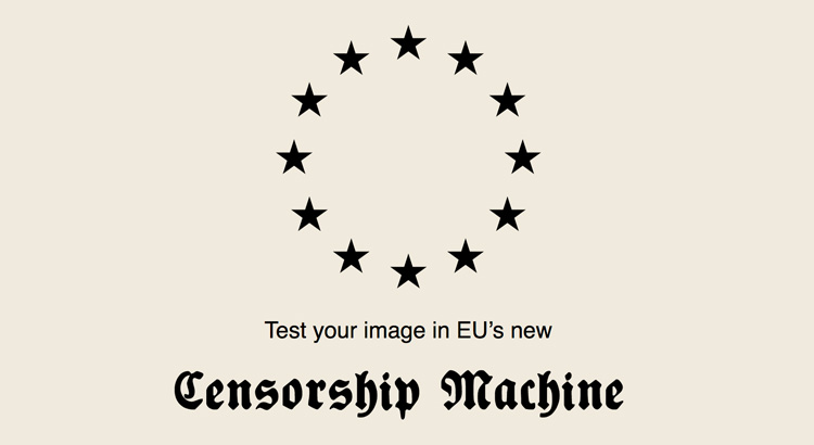Censorship machine