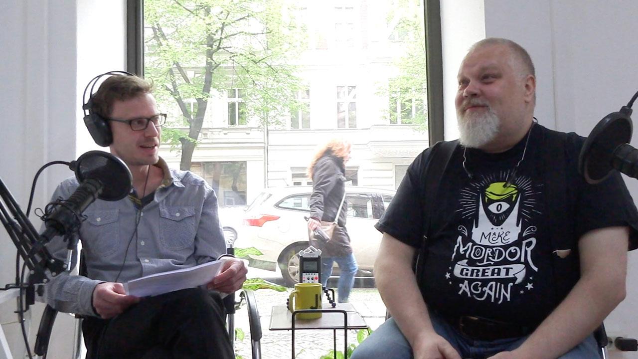 5 juli-podden 50: Karl Andersson och Henrik HAX Alexandersson.
